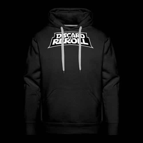 Discard to Reroll: Reroller Swag - Men's Premium Hoodie