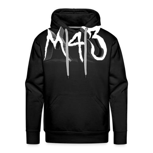 M43 Logo 2018 - Men's Premium Hoodie