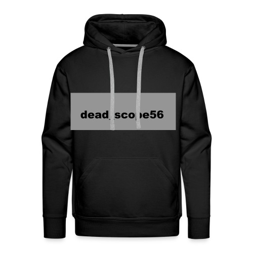 dead_scope56 - Men's Premium Hoodie