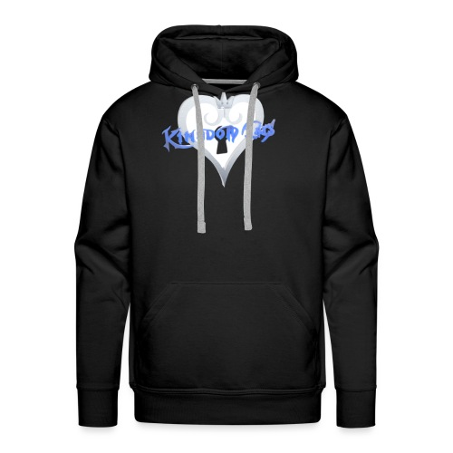Kingdom Cats Logo - Men's Premium Hoodie