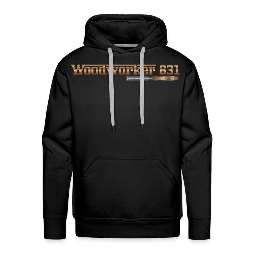 Woodworker 631 - Men's Premium Hoodie