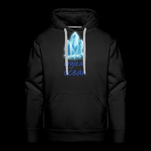 crystal man 75 - Men's Premium Hoodie