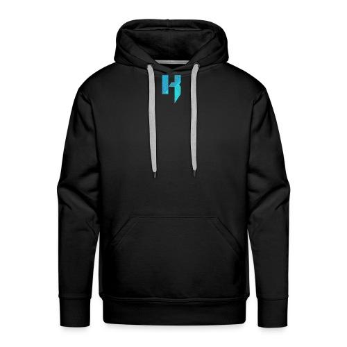 YouTube Channel Logo - Men's Premium Hoodie