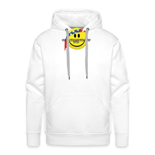 Happy Face USA - Men's Premium Hoodie