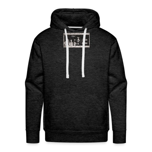 The vApe Team B&W - Men's Premium Hoodie