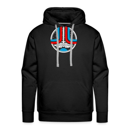 welcome starfighter - Men's Premium Hoodie