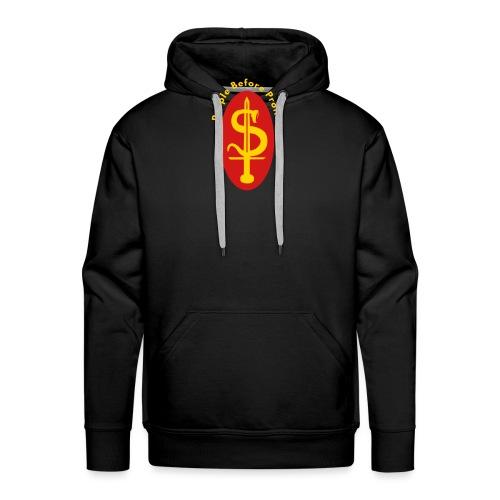 people before profit - Men's Premium Hoodie