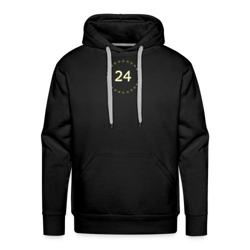 24 stars - Men's Premium Hoodie