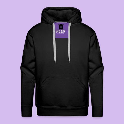 FLEX KINGDOM LOGO - Men's Premium Hoodie