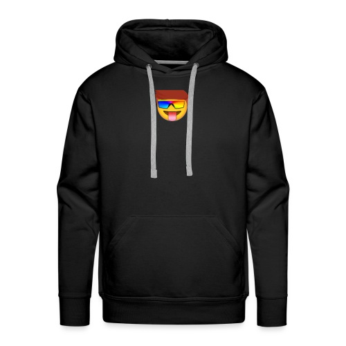 whats up - Men's Premium Hoodie