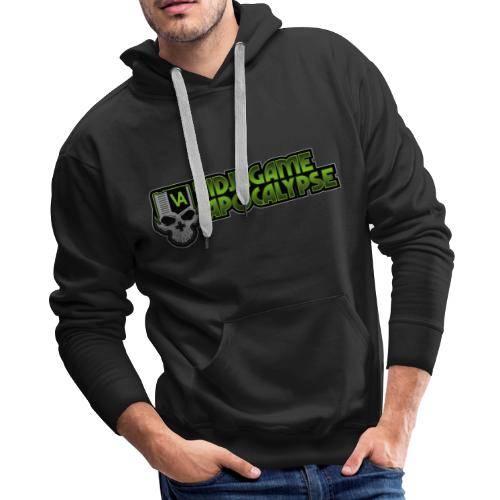VGA Logo - Men's Premium Hoodie