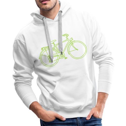 Bicycle - Men's Premium Hoodie