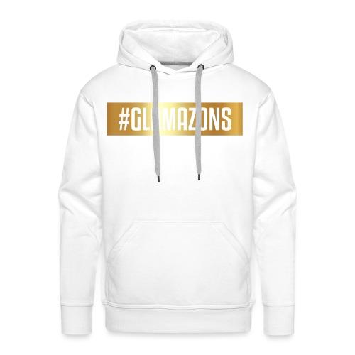 #Glamazons Hoodie - Men's Premium Hoodie