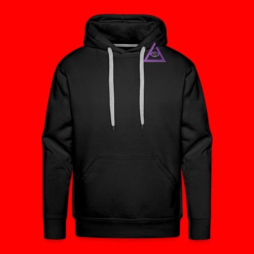 keyzzi tie-die t-shirt - Men's Premium Hoodie