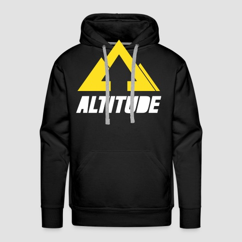 Empire Collection - Yellow - Men's Premium Hoodie
