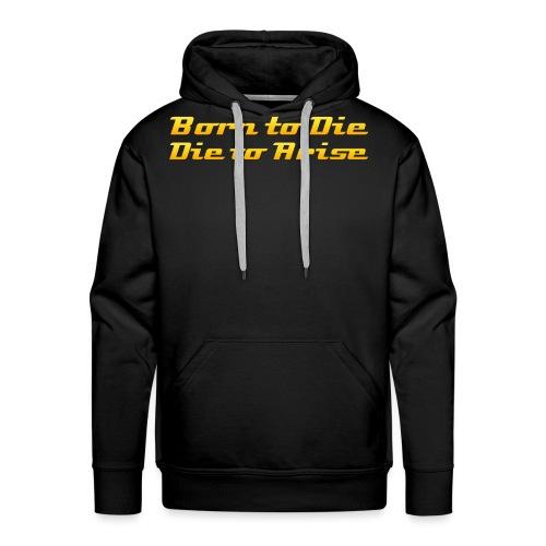 BTD DTA gold - Men's Premium Hoodie