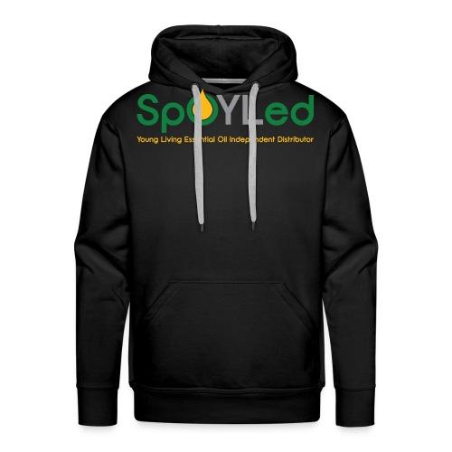 SpOYLed HR png - Men's Premium Hoodie