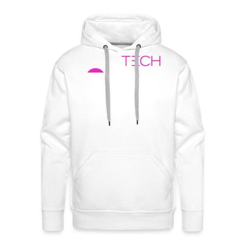 Transparent Bane Tech - Men's Premium Hoodie