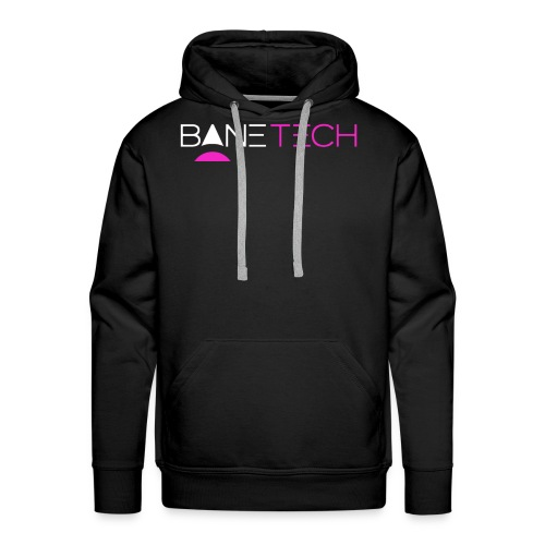 Transparent Bane Tech - Men's Premium Hoodie