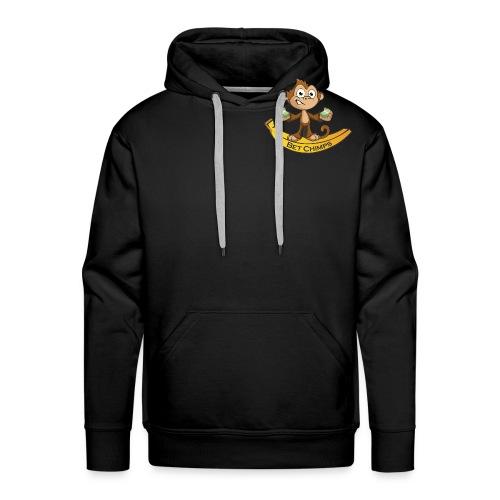 Bet Chimps Promotional Shirt - Men's Premium Hoodie
