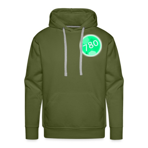 780 Logo - Men's Premium Hoodie