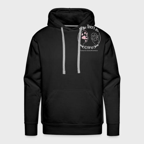 Pawtner Light - Men's Premium Hoodie