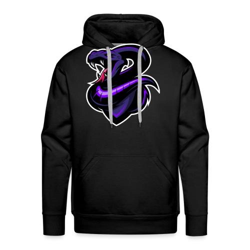 Poisonous Logo Only - Men's Premium Hoodie