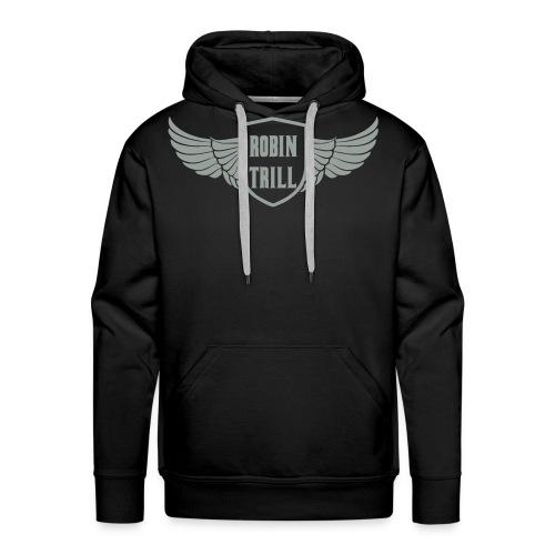 Robin Trill Wingz - Men's Premium Hoodie