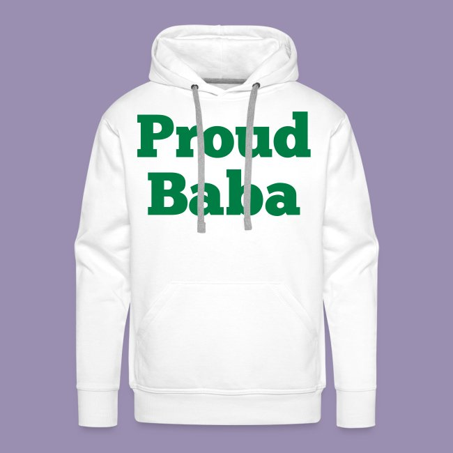 Proud Baba
