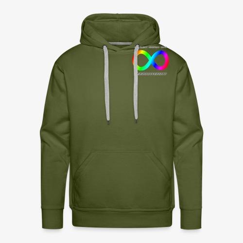 Embrace Neurodiversity - Men's Premium Hoodie