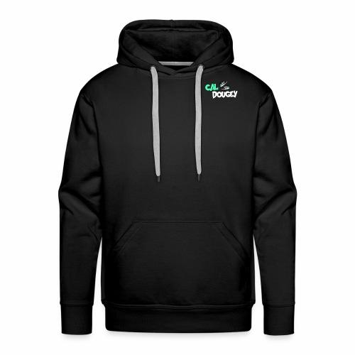 CalDougey Logo - Men's Premium Hoodie