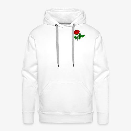 rose - Men's Premium Hoodie