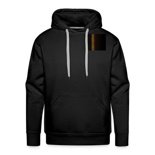 Gold Color Best Merch ExtremeRapp - Men's Premium Hoodie