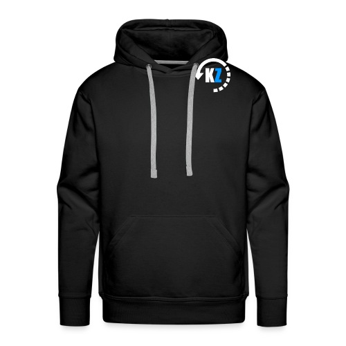 Basic KayZie Design - Men's Premium Hoodie