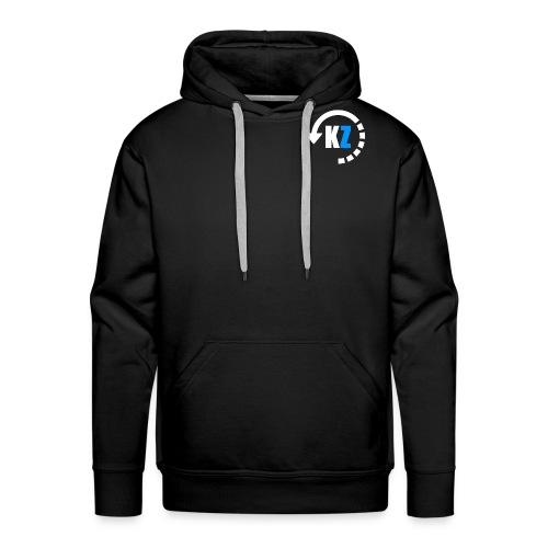Basic KayZie Design - Men's Premium Hoodie