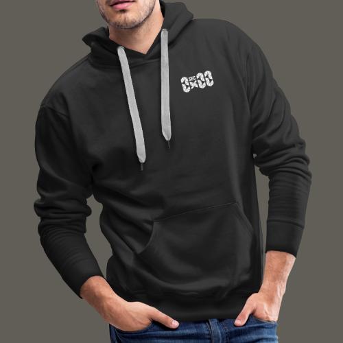 0x00sec Compact - Men's Premium Hoodie