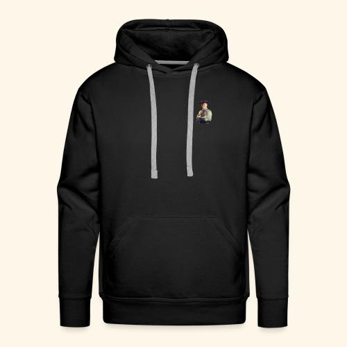 Robert Baden Powell (Small) - Men's Premium Hoodie
