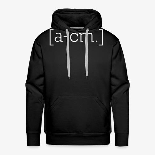 [a-cm.] - Men's Premium Hoodie