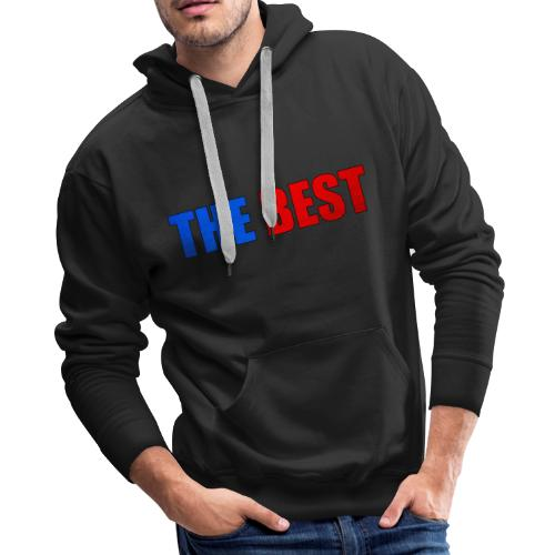 The Best - Men's Premium Hoodie