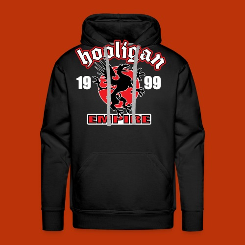 United Hooligan - Men's Premium Hoodie
