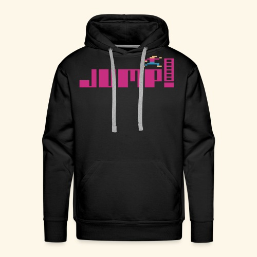 Jump! - Men's Premium Hoodie