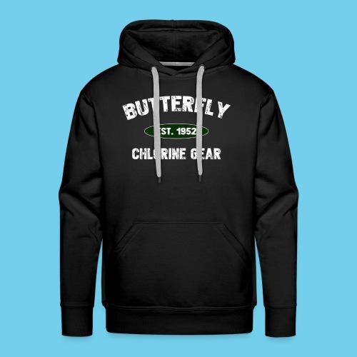 Butterfly est 1952-M - Men's Premium Hoodie