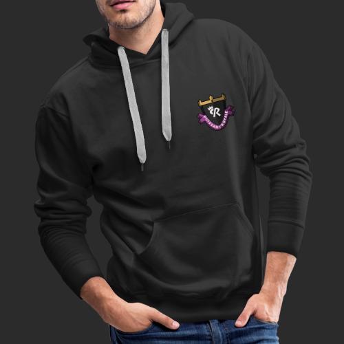 Puissant Royale Logo - Men's Premium Hoodie