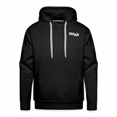 Travlr Logo - Men's Premium Hoodie