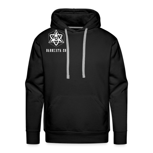 DarkZeta New Logo_AlphaHD - Men's Premium Hoodie