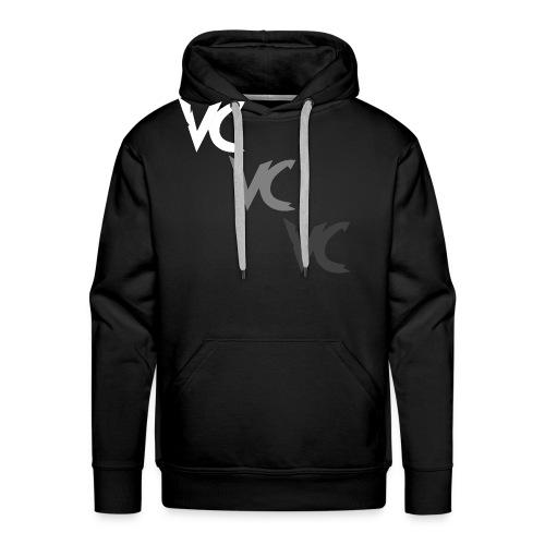 V3L0C1TY Logo Mugs & Drinkware - Men's Premium Hoodie