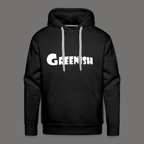 Greenish Mark II - Men's Premium Hoodie