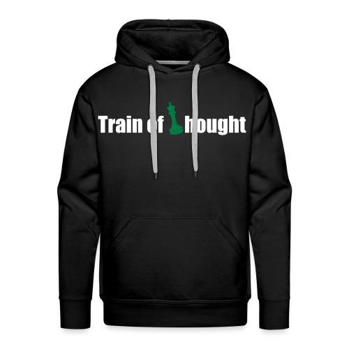 Train of Thought - Men's Premium Hoodie