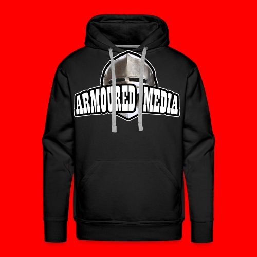 Armoured Media - Men's Premium Hoodie