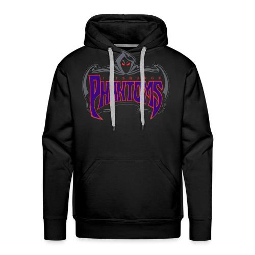 Pittsburgh Phantoms (Roller Hockey) - Men's Premium Hoodie